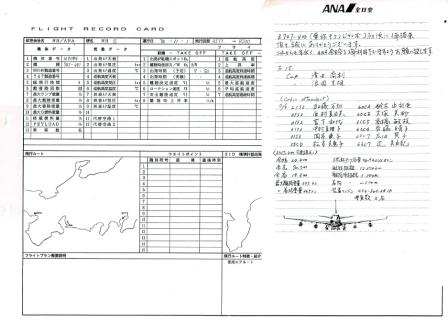 JA8094初便ログ