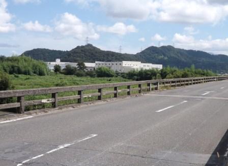 姉川古戦場跡と横山城②