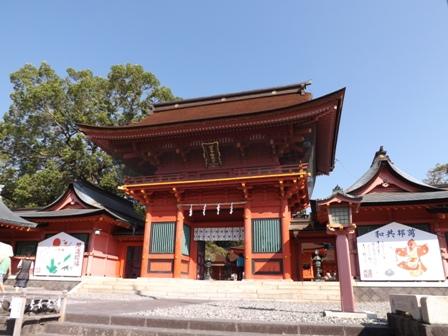 浅間大社山門