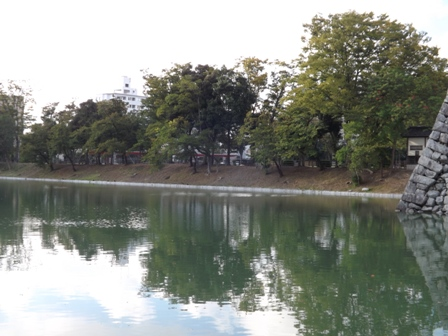 富山城西の丸