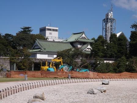 富山城・佐藤美術館