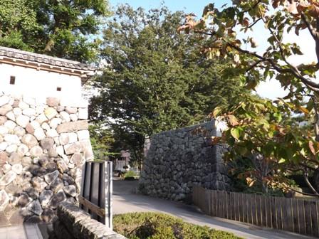 富山城搦め手門