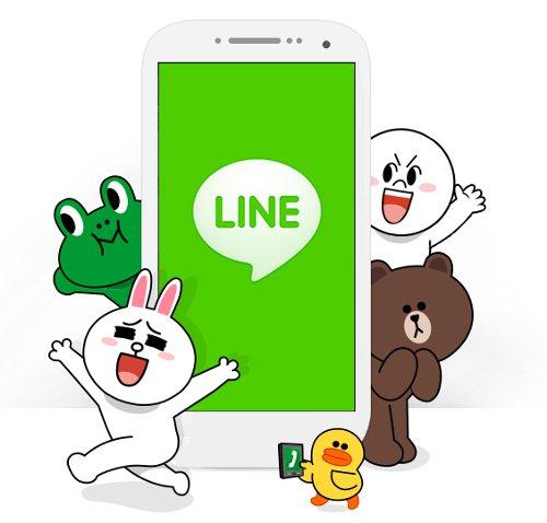 LINEのスタンプのキャラクターって何ていう名前?