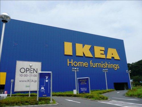 IKEA(イケア)の名前の由来