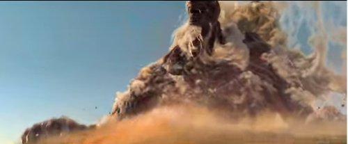 進撃の巨人(実写版)とスバルフォレスターがCMでコラボ!巨人怖すぎ・・・
