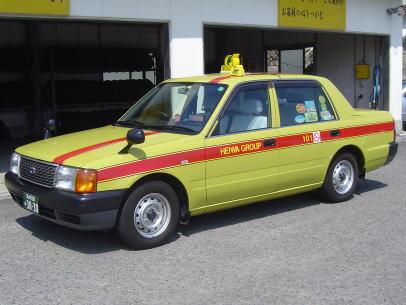 タクシーが4月から値上げに・・・