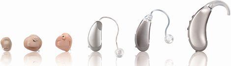 リオネット補聴器ラインアップs
