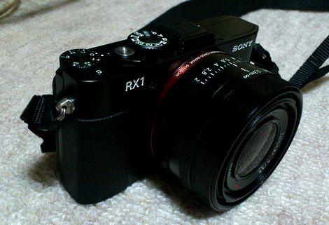 ソニーRX1サイバーショット12