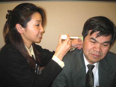 補聴器用耳栓3