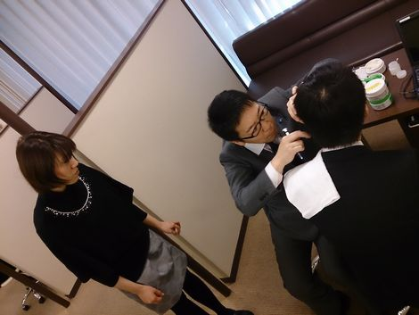 リオネットセンター栄勉強会2