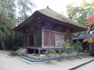 本山寺常行堂