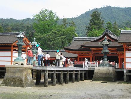 2013広島旅行:厳島神社②