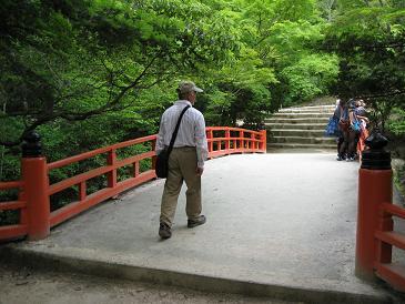 2013広島旅行:宮島 紅葉谷公園④