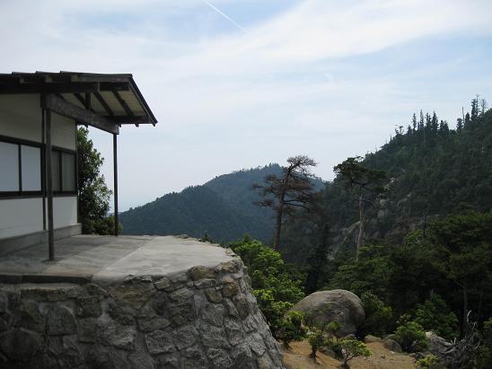 2013広島旅行:宮島 弥山①
