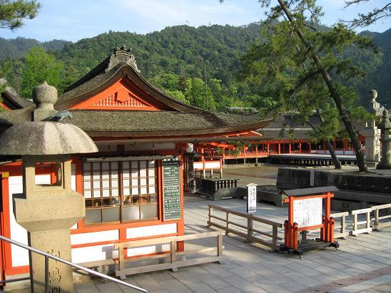 2013広島旅行:厳島神社④