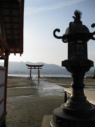 2013広島旅行:厳島神社 内部⑤