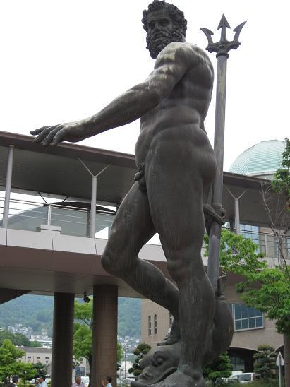 2013広島旅行:呉 大和ミュージアム ポセイドン
