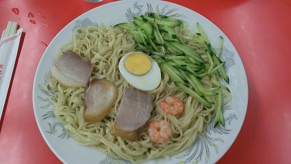 2013広島旅行 呉冷麺