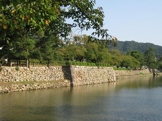 鳥取旅行:鳥取城跡 久松公園