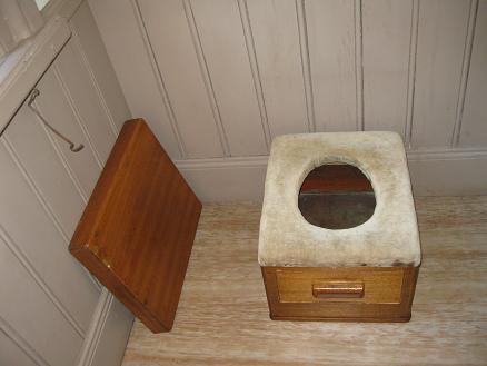 鳥取旅行:鳥取城跡 仁風閣 トイレ