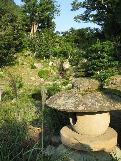 鳥取旅行:鳥取城跡 仁風閣 宝隆院庭園2