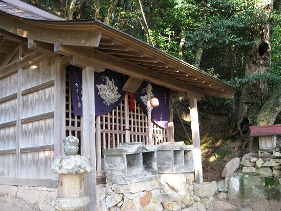 鳥取旅行:鳥取城跡 5合目