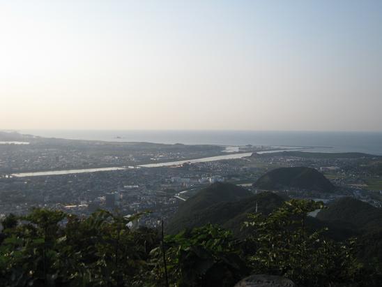 鳥取旅行:鳥取城跡 山上ノ丸2