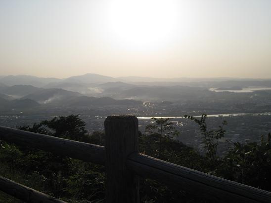 鳥取旅行:鳥取城跡 山上ノ丸