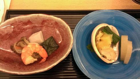 鳥取旅行:こぜにや 夕食5