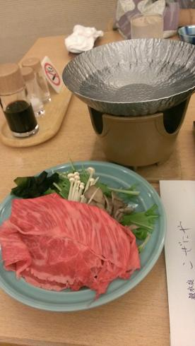 鳥取旅行:こぜにや 夕食2