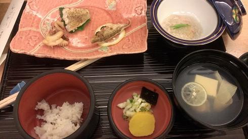 鳥取旅行:こぜにや 夕食3