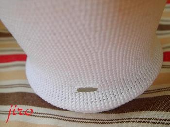 ポットドレス(鉢カバー)- 睡蓮2