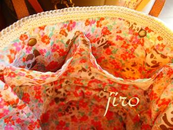 ビーズ編みバッグ-フォークロア革ひもショルダー (6)