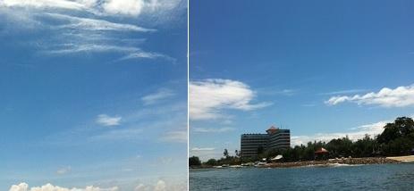 indnesian sky