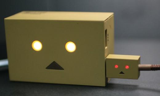 ダンボー microUSBケーブル 01