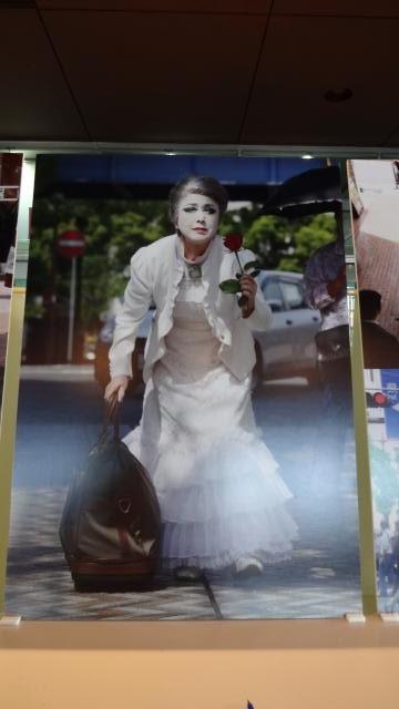 ローザ街頭写真