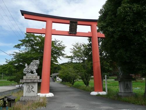 岡田国神社2