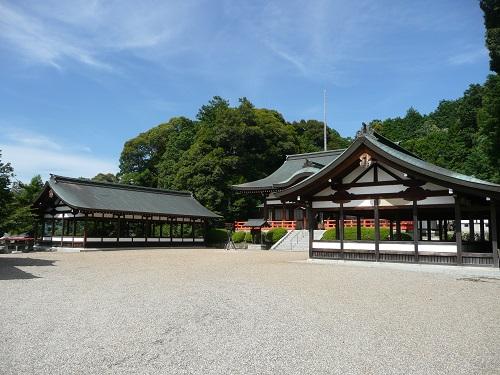 岡田国神社9
