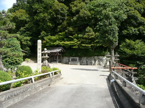岡田国神社10