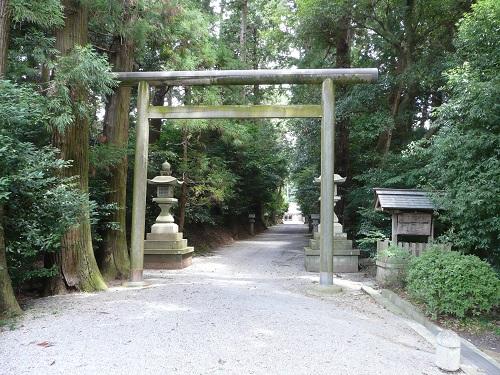 宇陀水分神社(下社)1