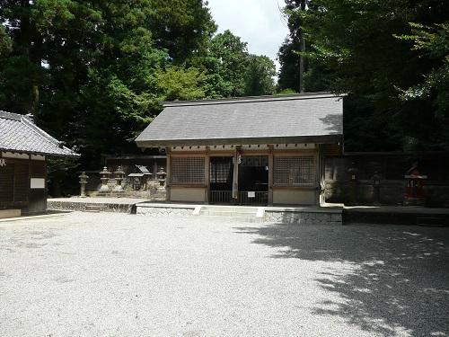 宇陀水分神社(下社)5