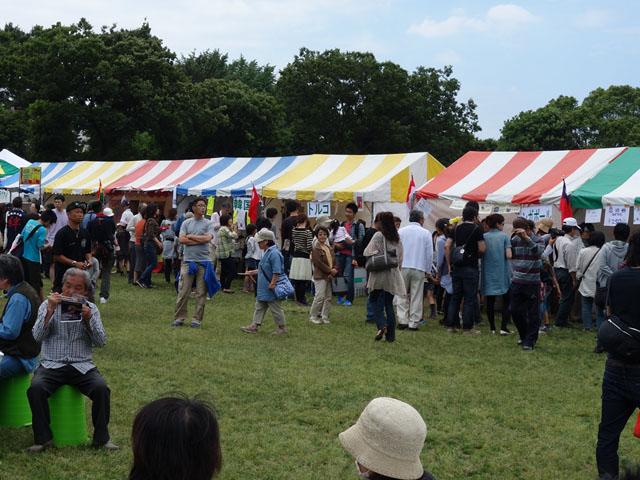 国際交流フェスティバル