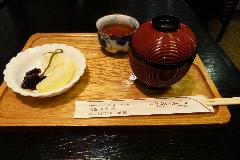 喫茶・軽食 和  ③ぜんざい