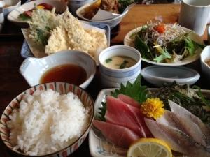 茅ヶ崎柳島_あさまる料理