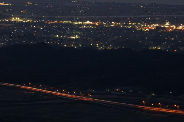伊勢志摩スカイライン夜景2