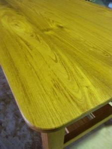欅テーブル(天板木肌)