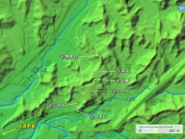 佐貫城 - お城散歩