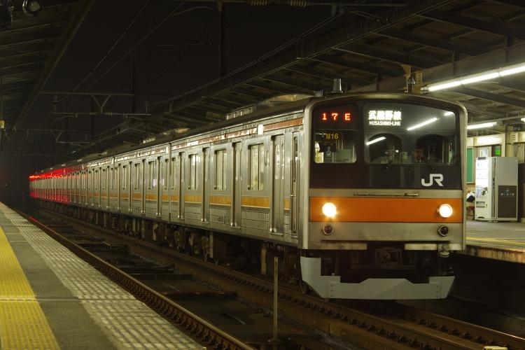 2014年11月12日 武蔵野線 005
