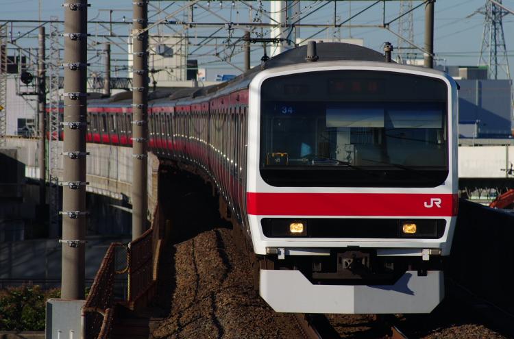 2014年11月15日 京葉線 015