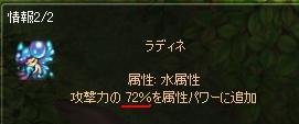水フェア72%